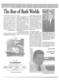 Maritime Reporter Magazine, page 26,  May 2003