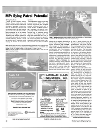 Maritime Reporter Magazine, page 30,  May 2003