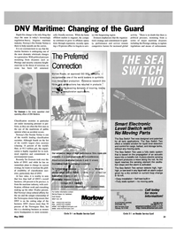 Maritime Reporter Magazine, page 31,  May 2003 exploration applications