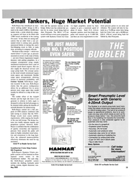 Maritime Reporter Magazine, page 33,  May 2003 electrical services