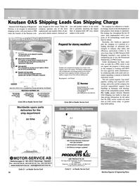 Maritime Reporter Magazine, page 34,  May 2003 airproducts@online.no