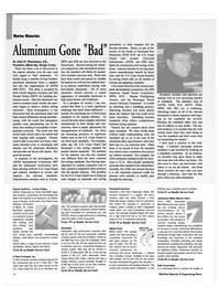 Maritime Reporter Magazine, page 42,  May 2003 John W. Waterhouse