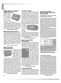 Maritime Reporter Magazine, page 44,  May 2003 L-3 AIS