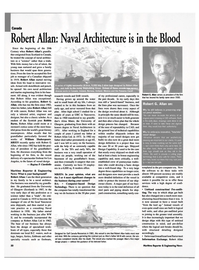 Maritime Reporter Magazine, page 50,  May 2003 Alma Mater