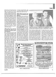 Maritime Reporter Magazine, page 51,  May 2003 California