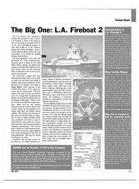 Maritime Reporter Magazine, page 53,  May 2003 Ralph J. Scott