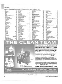 Maritime Reporter Magazine, page 4,  May 2003 British Columbia