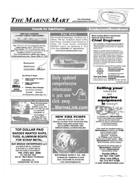 Maritime Reporter Magazine, page 67,  May 2003 Oregon