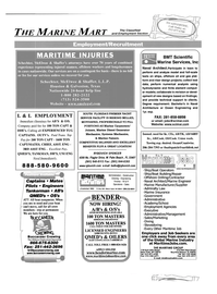 Maritime Reporter Magazine, page 68,  May 2003 Florida