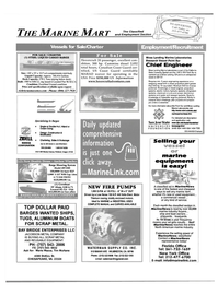 Maritime Reporter Magazine, page 69,  May 2003 Virginia