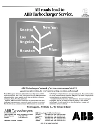 Maritime Reporter Magazine, page 4th Cover,  Jun 2003