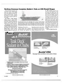 Maritime Reporter Magazine, page 17,  Jun 2003