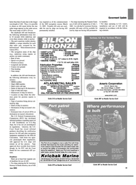 Maritime Reporter Magazine, page 19,  Jun 2003