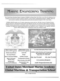Maritime Reporter Magazine, page 1,  Jun 2003