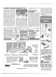 Maritime Reporter Magazine, page 32,  Jun 2003 Wisconsin