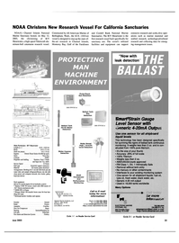 Maritime Reporter Magazine, page 33,  Jun 2003
