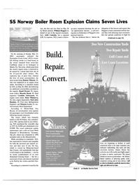 Maritime Reporter Magazine, page 3,  Jun 2003