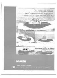 Maritime Reporter Magazine, page 49,  Jun 2003