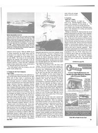 Maritime Reporter Magazine, page 53,  Jun 2003