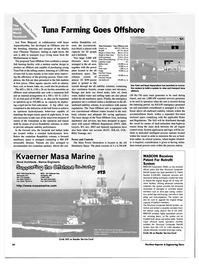 Maritime Reporter Magazine, page 64,  Jun 2003