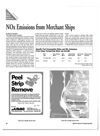 Maritime Reporter Magazine, page 68,  Jun 2003 Type Mt