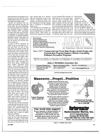 Maritime Reporter Magazine, page 69,  Jun 2003