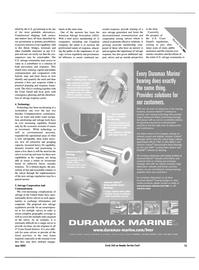 Maritime Reporter Magazine, page 75,  Jun 2003