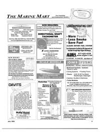 Maritime Reporter Magazine, page 97,  Jun 2003