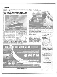 Maritime Reporter Magazine, page 8,  Jul 2003 Ht
