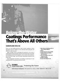 Maritime Reporter Magazine, page 9,  Jul 2003