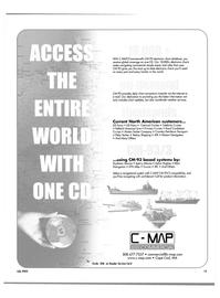 Maritime Reporter Magazine, page 13,  Jul 2003 United States Navy