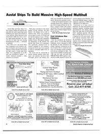 Maritime Reporter Magazine, page 16,  Jul 2003 Mississippi