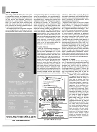 Maritime Reporter Magazine, page 20,  Jul 2003 U.S. Department of Commerce Visitor Online Registration Available Now