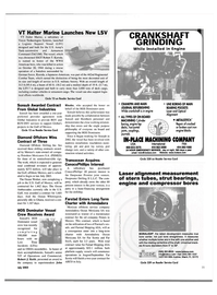 Maritime Reporter Magazine, page 23,  Jul 2003 Florida