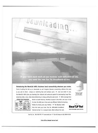 Maritime Reporter Magazine, page 1,  Jul 2003 ISDN