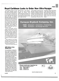 Maritime Reporter Magazine, page 33,  Jul 2003 alternator producing electricity