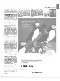 Maritime Reporter Magazine, page 41,  Jul 2003 Robert E. Kramek