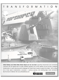 Maritime Reporter Magazine, page 5,  Jul 2003 overhaul services