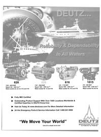 Maritime Reporter Magazine, page 7,  Jul 2003