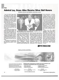 Maritime Reporter Magazine, page 10,  Aug 2003 New York