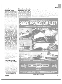Maritime Reporter Magazine, page 11,  Aug 2003