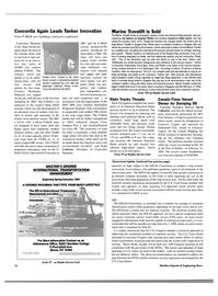 Maritime Reporter Magazine, page 16,  Aug 2003 Texas