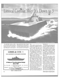 Maritime Reporter Magazine, page 26,  Aug 2003