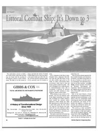 Maritime Reporter Magazine, page 26,  Aug 2003 John Young