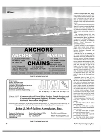 Maritime Reporter Magazine, page 28,  Aug 2003