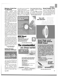 Maritime Reporter Magazine, page 29,  Aug 2003