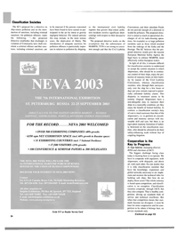 Maritime Reporter Magazine, page 36,  Aug 2003 UNION OF RUSSIAN SHIPOWNERS REGISTER YOUR INTEREST IN NEVA