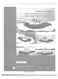 Maritime Reporter Magazine, page 3,  Aug 2003 Netherlands