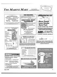 Maritime Reporter Magazine, page 57,  Aug 2003 EPA Approved Lab