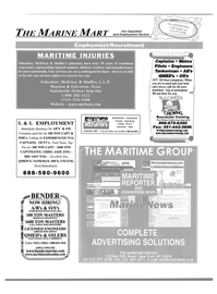 Maritime Reporter Magazine, page 60,  Aug 2003 |T||Mp Administration
